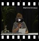 MARTINE ANCIAUX. CONFERENCE DEBAT PART.2