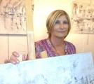 Christiane BROUSSARD, peintre paysagiste abstraite