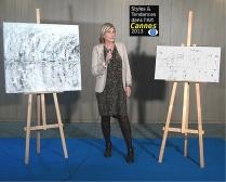 Présentation du style CHRISTIANE BROUSSARD - CANNES 2013
