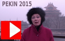 * * * * * VIDEO * * * * * Interview 2015 Annie d'HERPIN à PEKIN, Vice-présidente du Jury