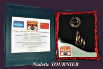 Trophée InternatIonal des arts de Chine 2015