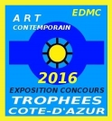 TROPHEES COTE-D'AZUR 2016 ART CONTEMPORAIN
