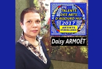 Daisy ARMOËT, peintre contemporaine abstraite