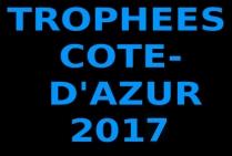 TROPHEES COTE-D'AZUR 2017 EDITIONS EDMC ART CONTEMPORAIN