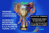 TROPHEE INTERNATIONAL COMMEMORATIF de