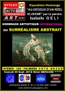 SURREALISME ABSTRAIT<br/> ISABELLE GELI