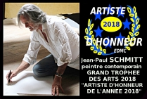 Jean-Paul SCHMITT, peintre contemporain