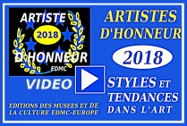 VIDEO ARTISTES D'HONNEUR 2018 GRANDS TROPHEES DES ARTS 2018