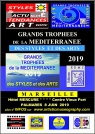 Great Mediterranean Trophies of Styles and Arts Marseille