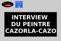 Interview du peintre Cazorla-Cazo  PARIS 2019