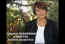 Chantal Derderian-Christol, peintre, sculptrice